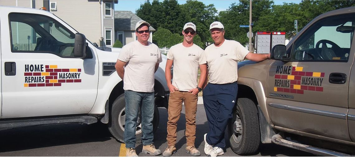 home masonry team
